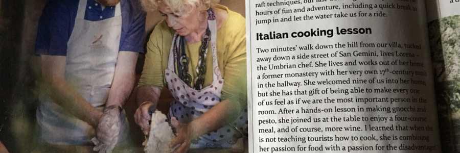 BELL'ITALIA E IN VIAGGIO